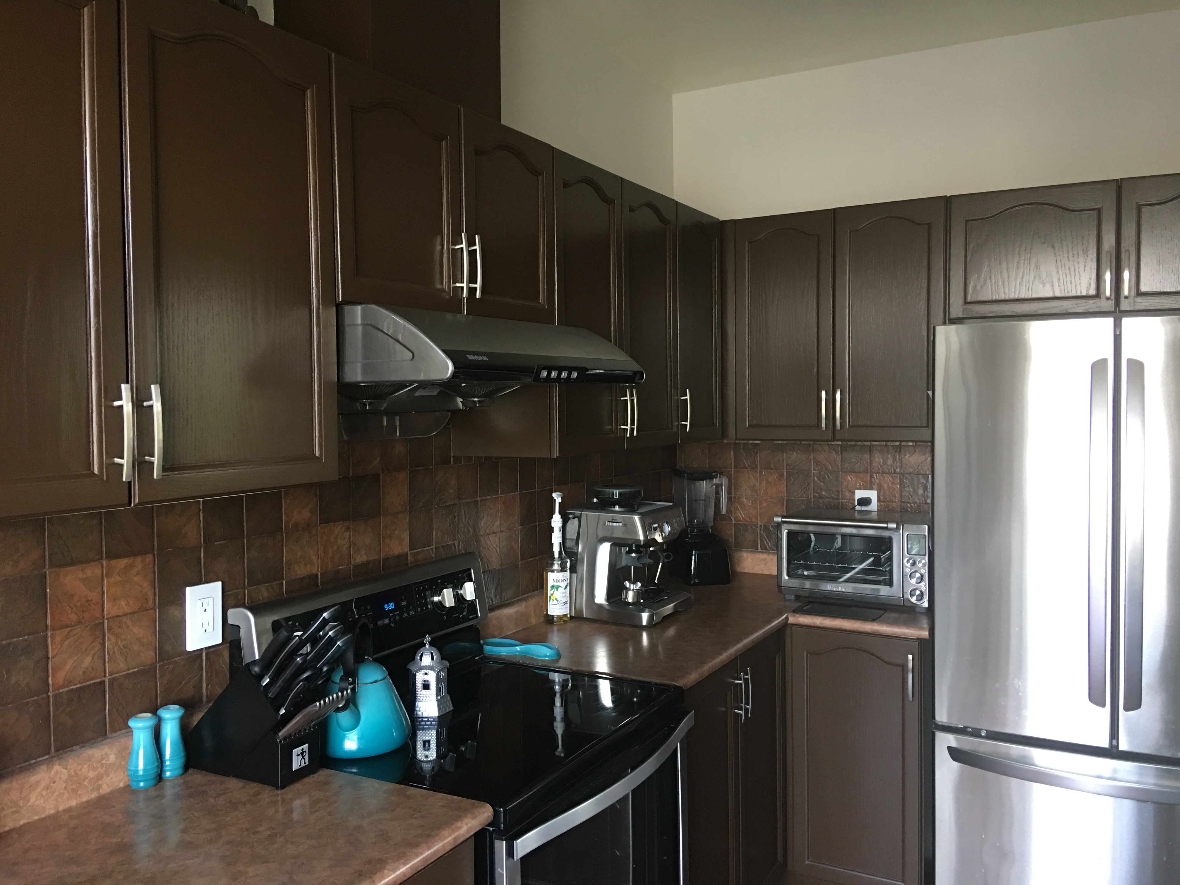 Our Kitchen Facelift