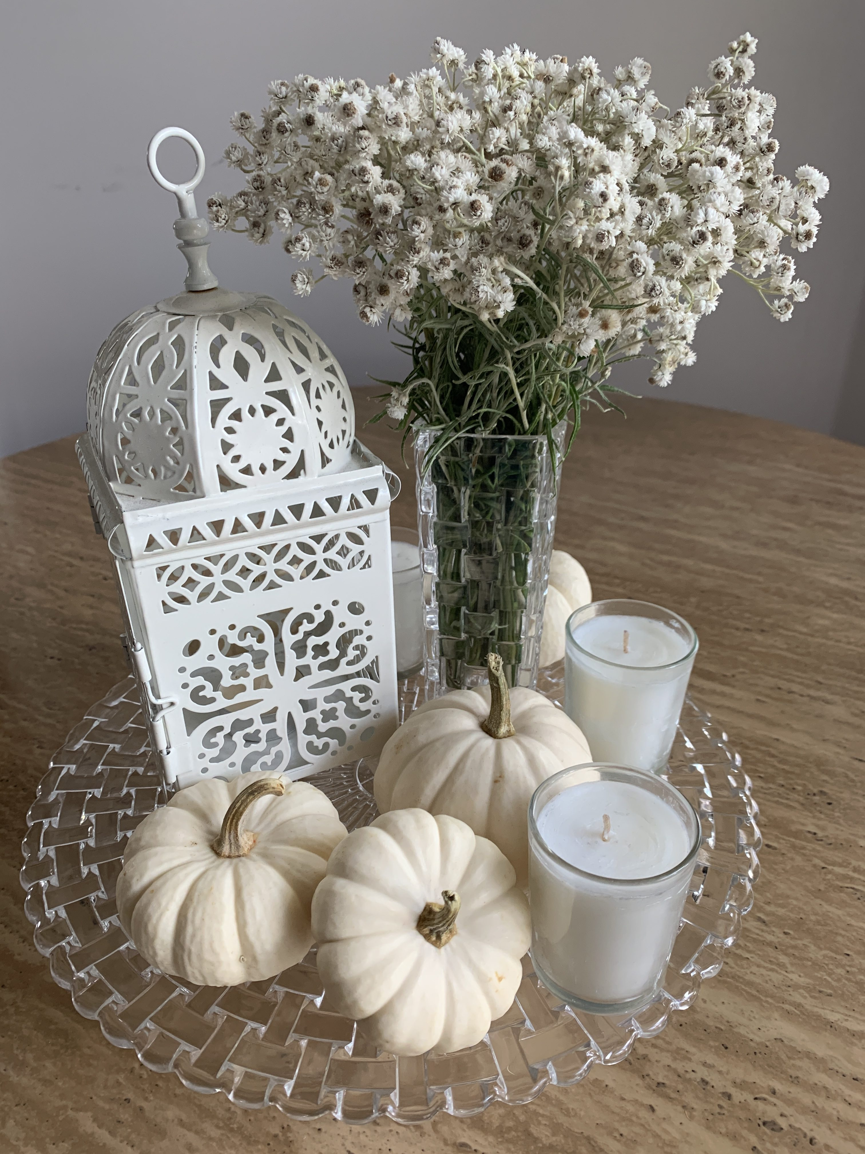 How to Create Fall Centerpieces
